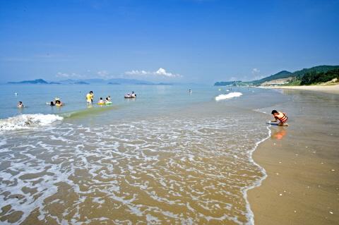 송평해수욕장