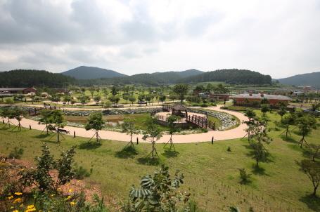 땅끝조각공원