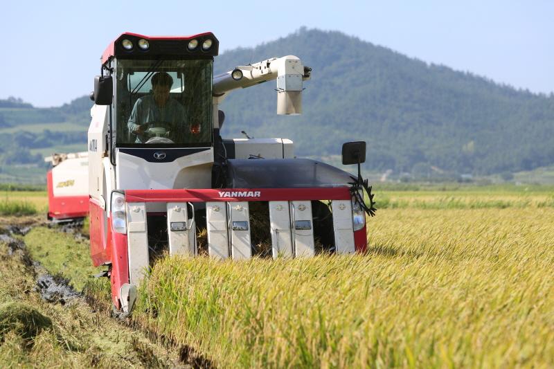 해남 친환경쌀, 서울 도봉구 학교급식 공급