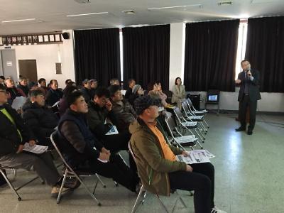 『해남 2030푸드플랜』 기획생산 체계 구축을 위한 생산자 조직화 교육