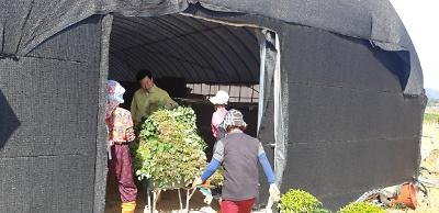 봄철 영농 현장 방문하여 주민과의 소통
