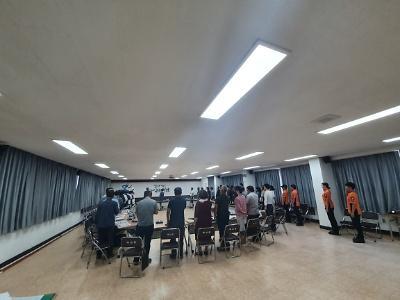 8월 1차 이장회의 개최