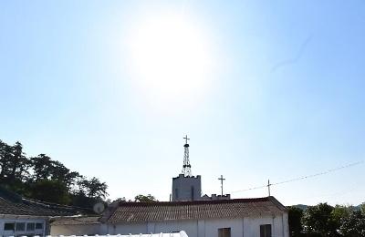 송지면 군곡교회